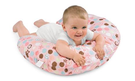 Boppy Un Cojin Para La Lactancia Materna Mama Teta
