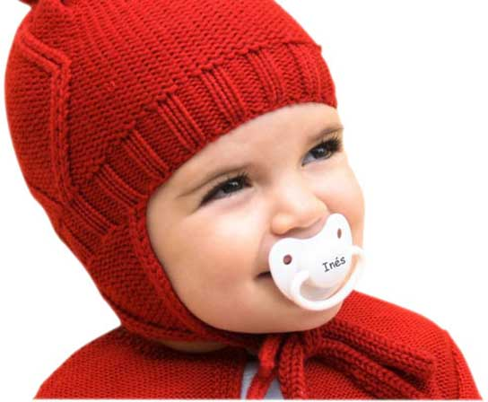 El uso del chupete y la lactancia materna