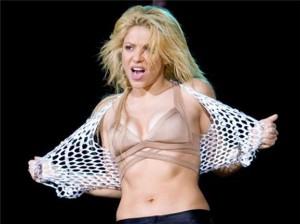 Shakira desmiente su embarazo