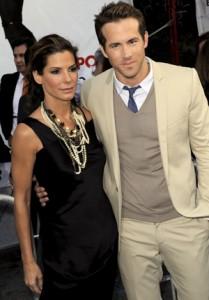 Sandra Bullock y Ryan Reinolds quieren formar una familia