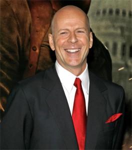El actor Bruce Willis será padre por cuarta vez