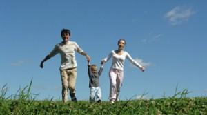 Formar una familia feliz