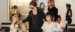 Angelina Jolie piensa en ampliar la familia con Brad Pitt