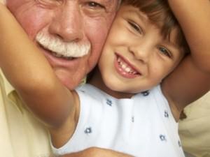 Cansado de cuidar a los nietos