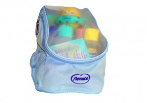 Mochila Nenuco para bebés