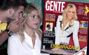Shakira tendrá un bebé llamado Ulicito