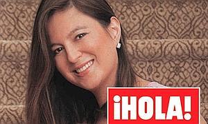 Chábeli presenta a su hija Sofía en Hola