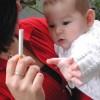 Efectos del cigarrillo en el neurodesarrollo de los bebés