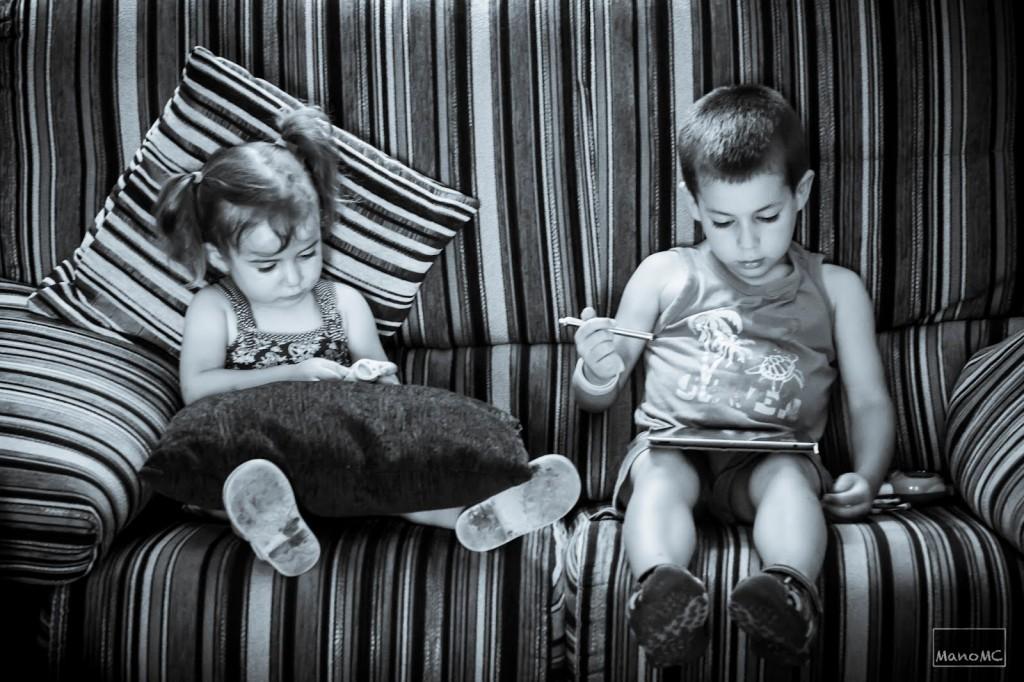 ¿Por qué los niños ya no juegan como antes?