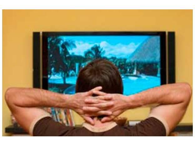 Pasar muchas horas frente al TV reduce el recuento de espermatozoides