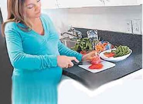 El consumo moderado de carne es beneficioso para las embarazadas