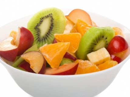 Los niños prefieren comer las frutas en gajos