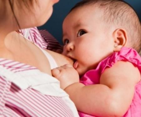La lactancia exclusiva reduce el riesgo de infecciones respiratorias