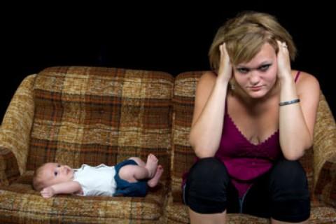 La depresión postparto podría diagnosticarse con un simple análisis de sangre