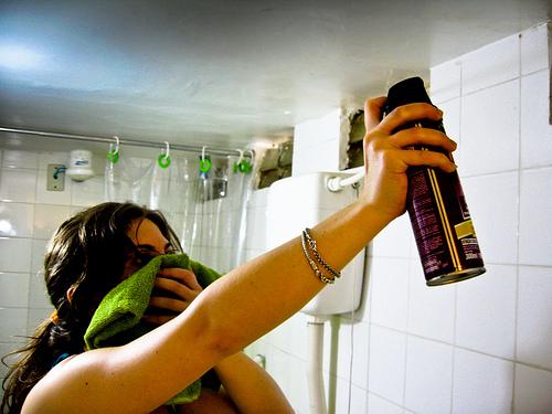 Desaconsejan el uso de insecticidas en el embarazo