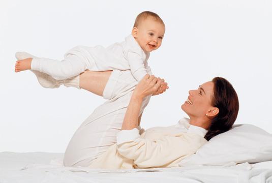 Comportamientos obsesivos de las madres primerizas