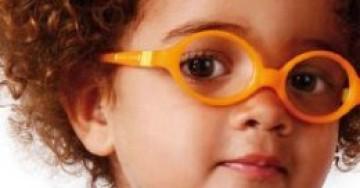 Cuidado de los ojos de los niños