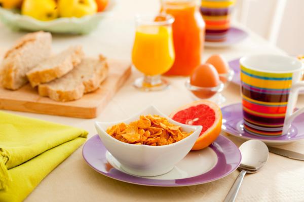 Un desayuno calórico mejora la fertilidad