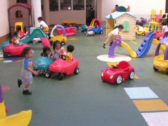 Los niños que van a la guardería están más expuestos a las infecciones