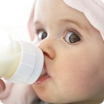 La leche de fórmula aumenta el riesgo de obesidad