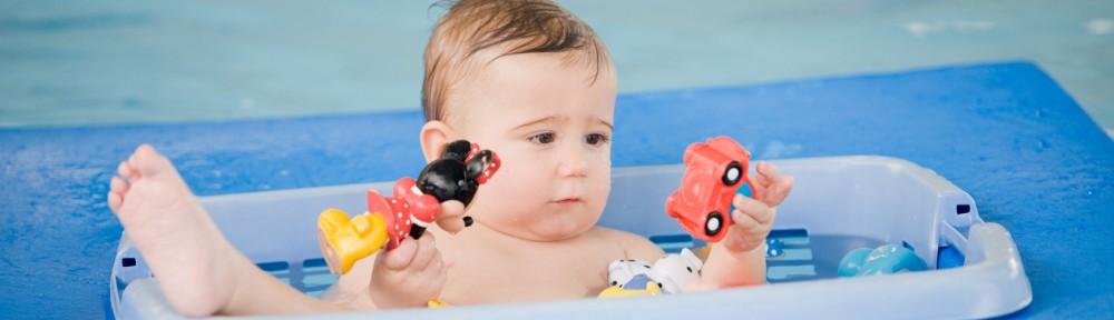 El deporte para estimular a los bebés